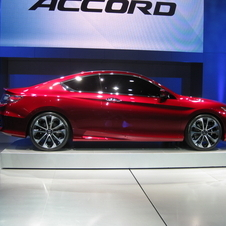 Honda Accord Coupé Concept