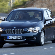 BMW 118d Urban AT