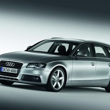 Audi A4 Avant 3.2 FSI Attraction quattro