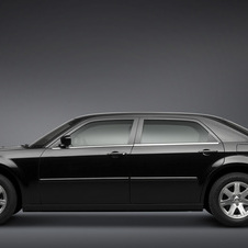 Chrysler 300 Touring W.P. Chrysler Executive LWB