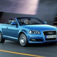 Audi A3 Cabrio 2.0 TDI Attraction S tronic