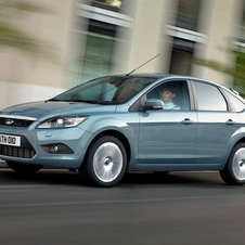 Ford Focus 2.0 TDCi Powershift