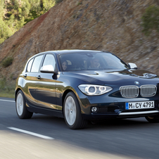 BMW 118i Urban AT