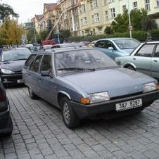 Citroën BX19 Break TGD