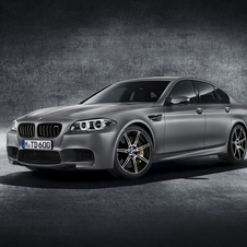 M5 30 Jahre M5 is the fastest production M5 version ever