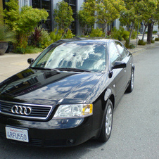 Audi A6 1.9 TDi 6 speed