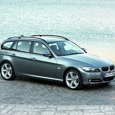 BMW 318i Touring Navigation Auto (E91) LCI