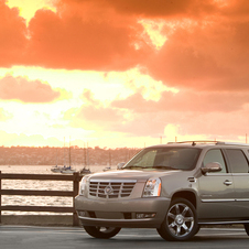 Cadillac Escalade 2WD Luxury