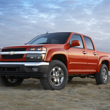 Chevrolet Colorado Crew Cab 4WD LT2