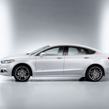 Ford Mondeo 1.6i EcoBoost S/S Titanium Business