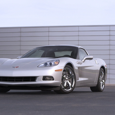 Chevrolet Corvette Coupe LT3