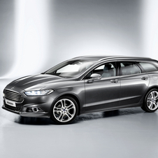 Ford Mondeo 2.0 EcoBoost