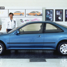 Honda Civic 1.6 LS
