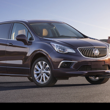 Buick Envision AWD Versatile Sporty Flagship