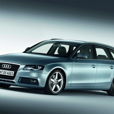 Audi A4 Avant 2.7 TDI Attraction