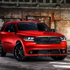 Dodge Durango Limited Blacktop