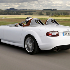 Mazda MX-5 Lightweight Version