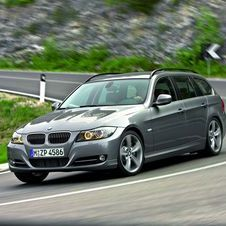 BMW 330d Touring Edition Exclusive xDrive