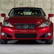 Lexus IS C 250 RWD Manual