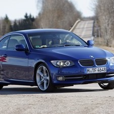 BMW 320d Cabriolet Edition Exclusive AT
