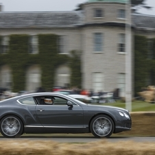 L'exposition Bentley de Goodwood 2013 sera la plus importante de tous les temps.