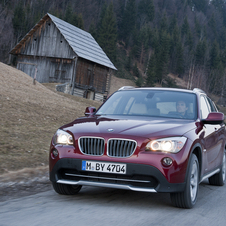BMW X1 xDrive20i AT