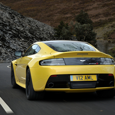 It replaces the previous V12 Vantage in the Aston Martin lineup