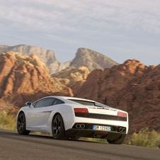 Lamborghini Gallardo LP560-4 E.Gear