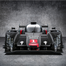 The latest R18 will be testing all week at Sebring