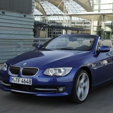 BMW 320i Cabriolet Edition Exclusive AT