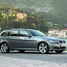 BMW 325d Touring Edition Sport