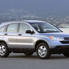 Honda CR-V LX 2WD 5-Spd AT