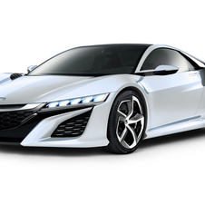 The NSX will get its Japanese debut
