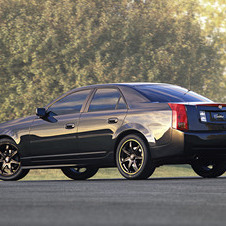 Cadillac CTS Automatic