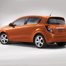 Chevrolet Sonic 1.8 LT Automatic