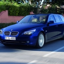 BMW 525i xDrive Touring Executive (E61)