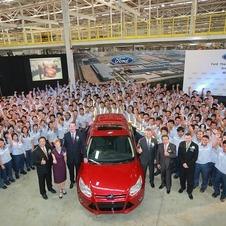 Ford Opens $415 Million Factory in Thailand