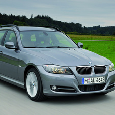 BMW 325d Touring Edition Lifestyle
