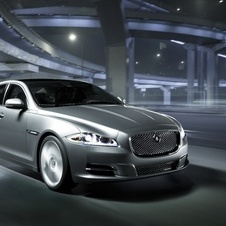 Jaguar XJ XJL Supersport