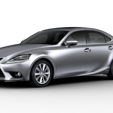 Lexus' big reveal for the show will be the IS300h