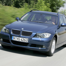 BMW 325i Touring Automatic