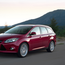 Ford Focus Estate 1.6 EcoBoost Titanium Best