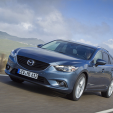 Mazda 6 SW 2.2 D Evolve HS HT Auto