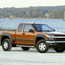 Chevrolet Colorado Extended Cab 4WD LT1