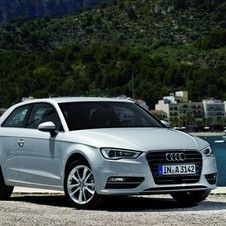 Audi was among the two VW subsidiaries that sold more cars in April.