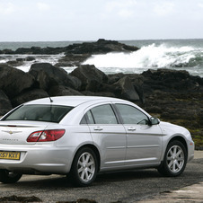 Chrysler Sebring (sedan) Limited
