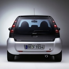 smart smart forfour 1.5 softouch plus