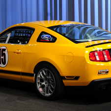 Ford Mustang BOSS 302R