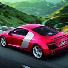 The updated R8 gets extensive upgrades to drivability