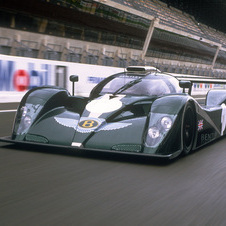 The Speed 8 won at Le Mans in 2003